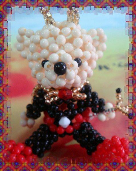 品牌:~* bear*~串珠泰迪熊专卖店 店家:~* bear*~串珠泰迪熊专卖店