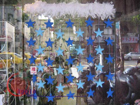 浪漫海洋风星星门帘吊饰~0078图片