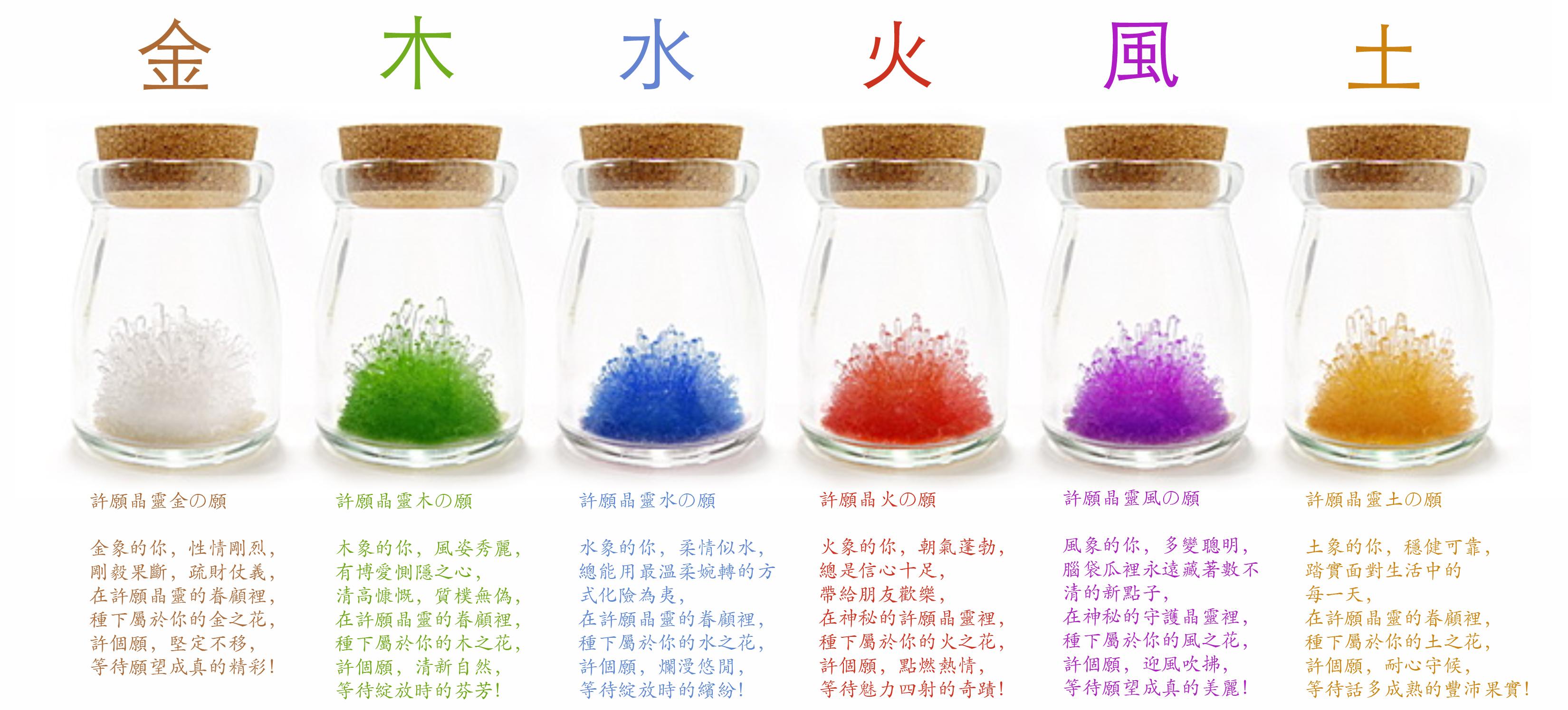 许愿水晶/守护水晶/星座水晶